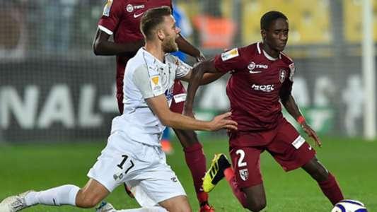 Mercato - Jamiro Monteiro pourrait envisager un départ du FC Metz