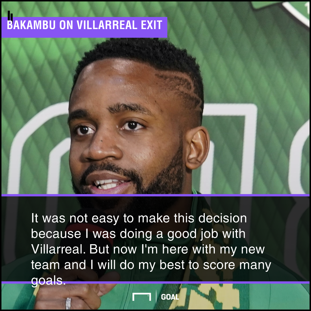Bakambu Topples Aubameyang, Becomes Most Expensive African Player