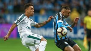 Marcos Rocha Everton Cebolinha Palmeiras Grêmio Libertadores 26 08 2019