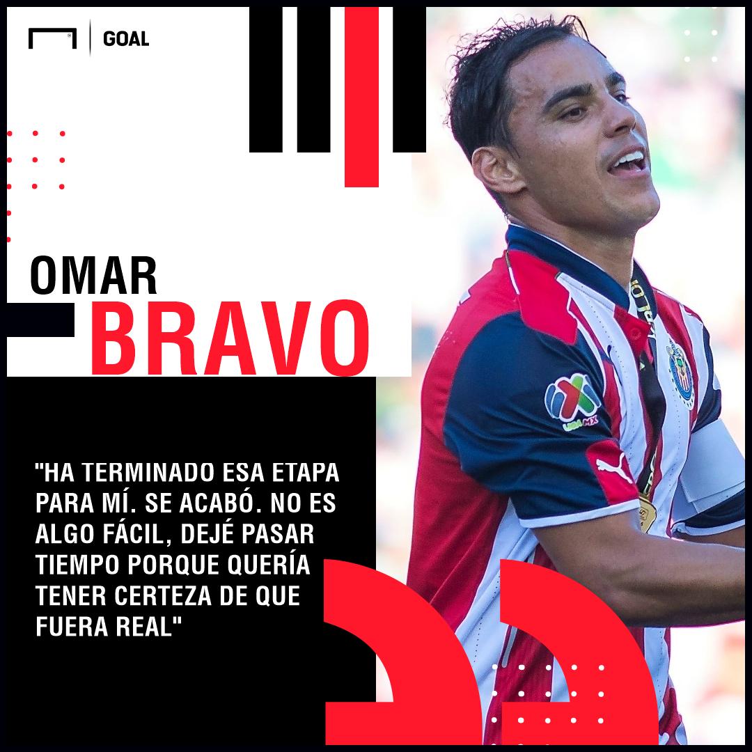 Omar Bravo retiro