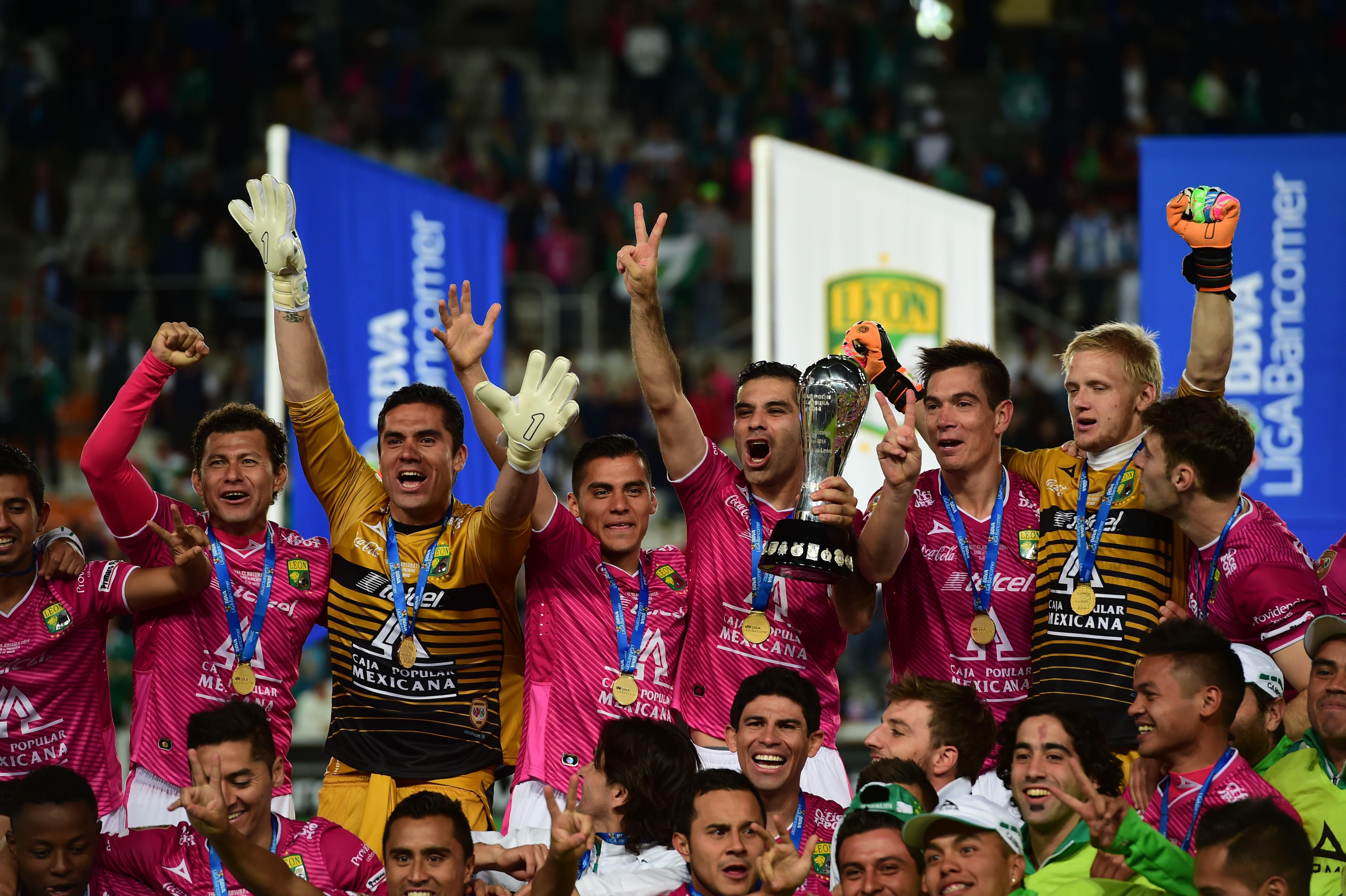 León Liga MX Clausura 2014