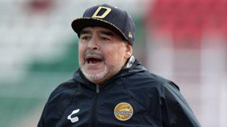 Diego Maradona 2018