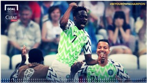 Cover Champ Moment - Ahmed Musa