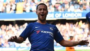 Eden Hazard Chelsea Cardiff