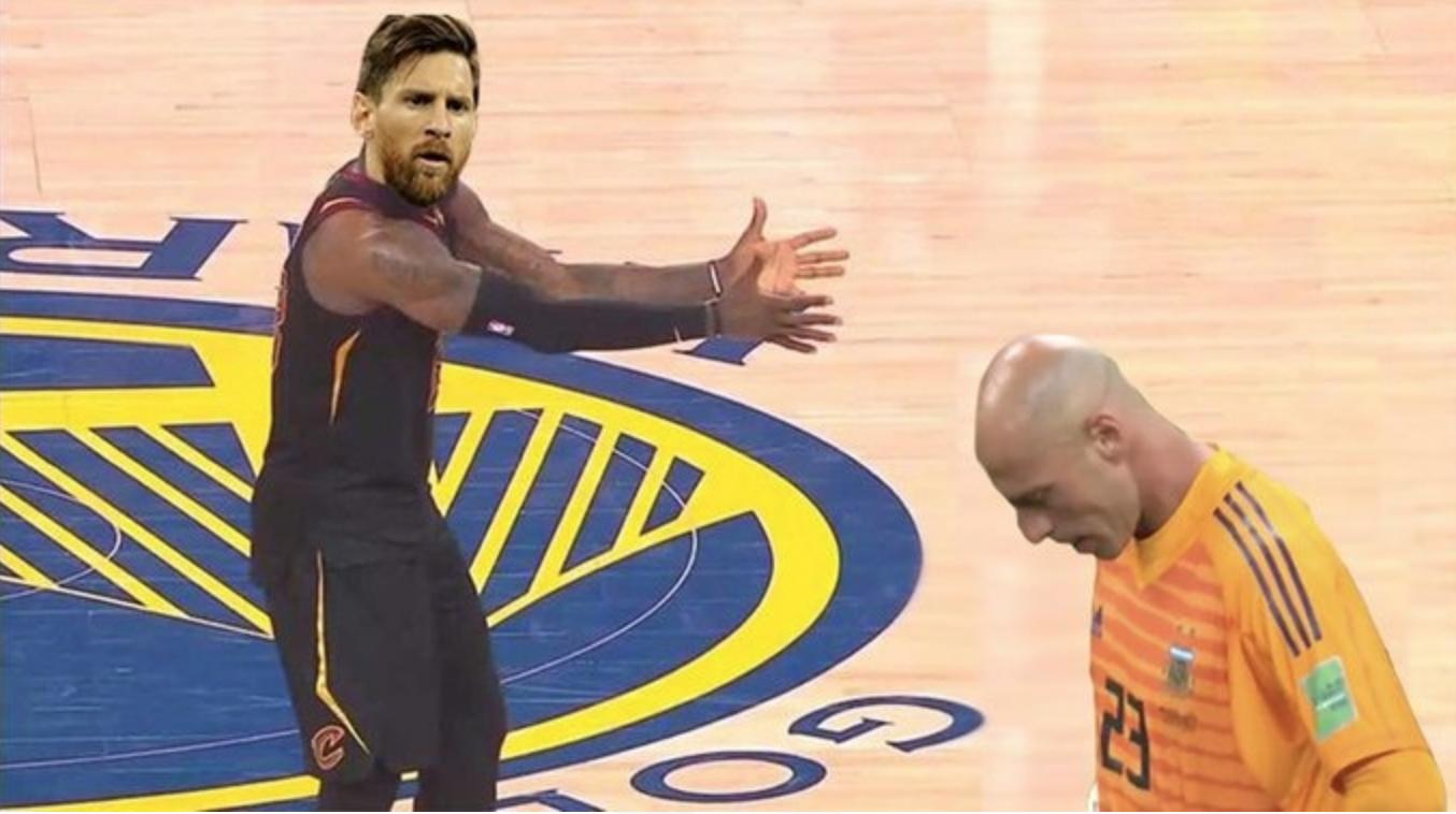 Memes Argentina Croacia