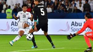 Romarinho Real Madrid Al Jazira