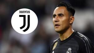 Keylor Navas Juventus GFX