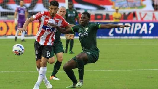 Junior vs Equidad Liga Águila 2018