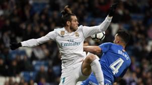 Gareth Bale Bruno Real Madrid Getafe La Liga