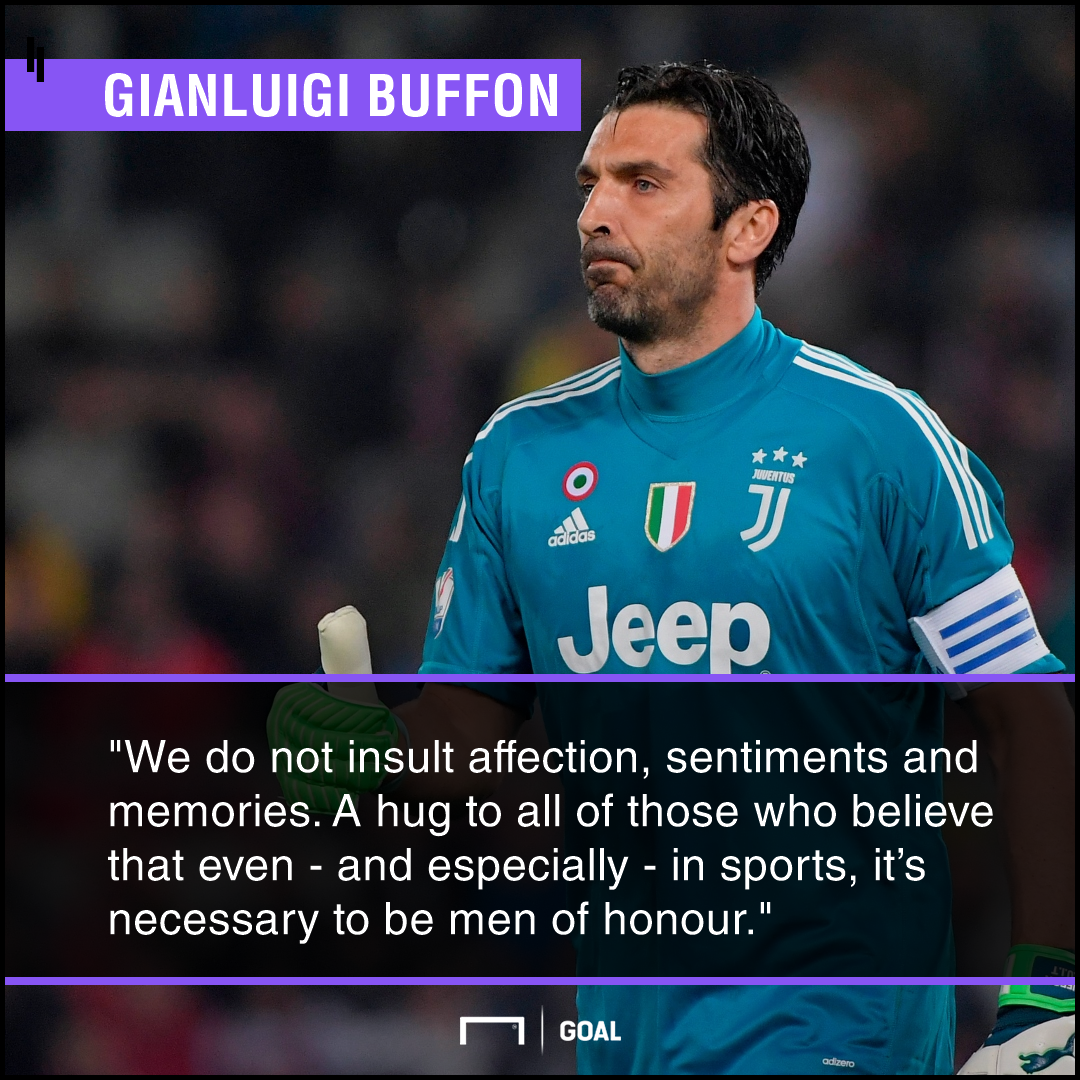 Gigi Buffon Honour PS