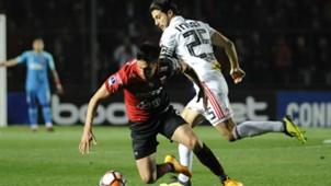 Hudson Estigarribia Colon Sao Paulo Copa Sudamericana 16082018