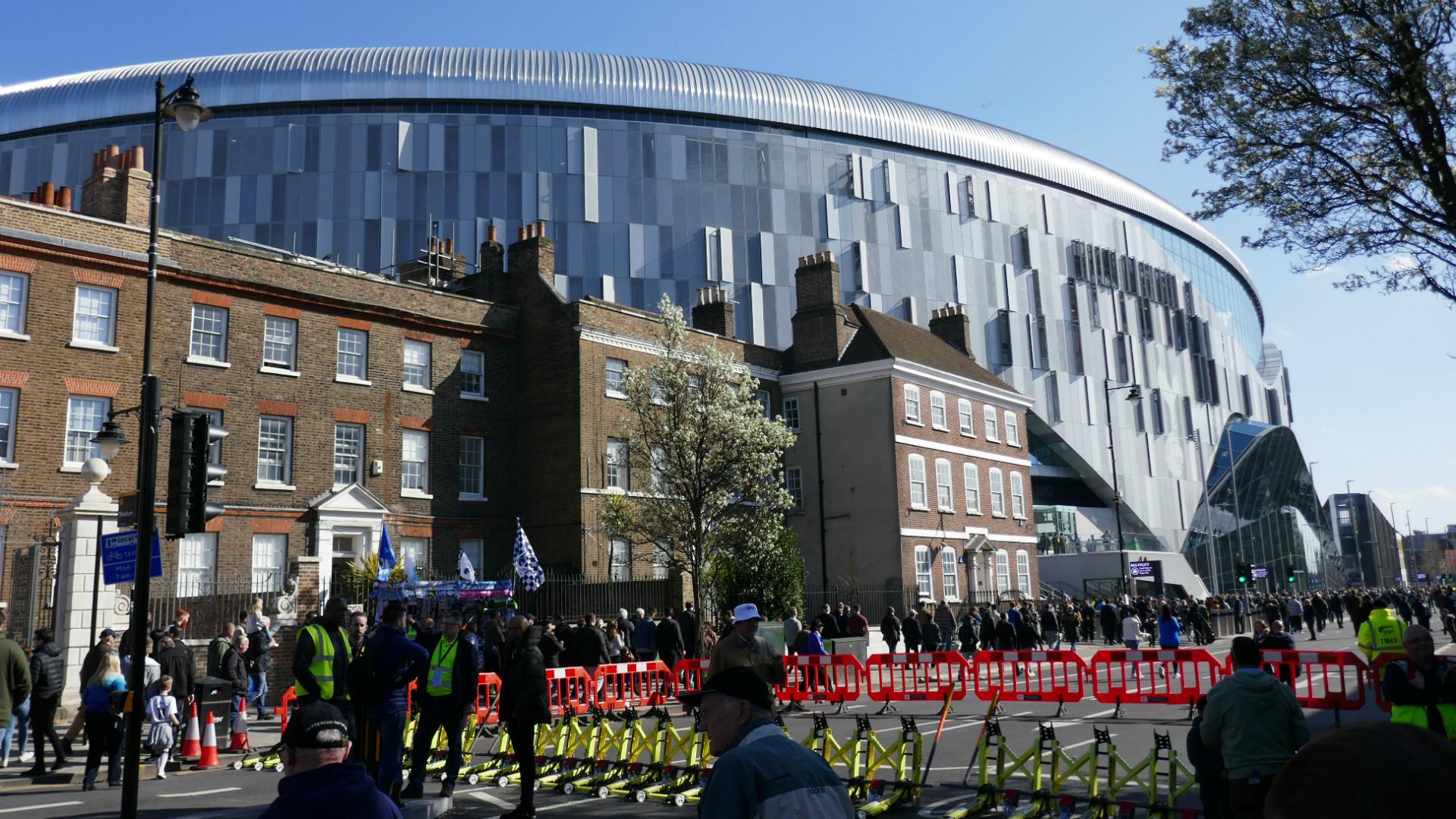 Tottenham New Stadium 2019