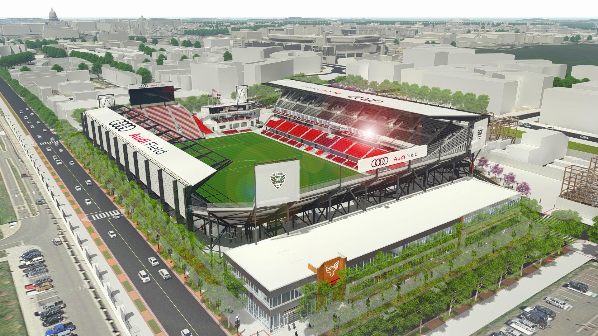 Audi Field D.C. United