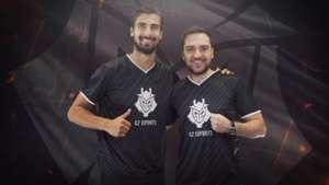 Andre Gomes Ocelote G2 eSports