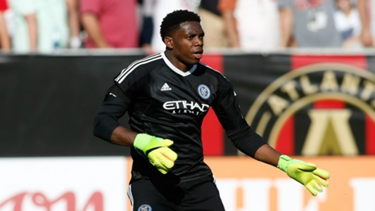 Sean Johnson MLS NYCFC 05282017