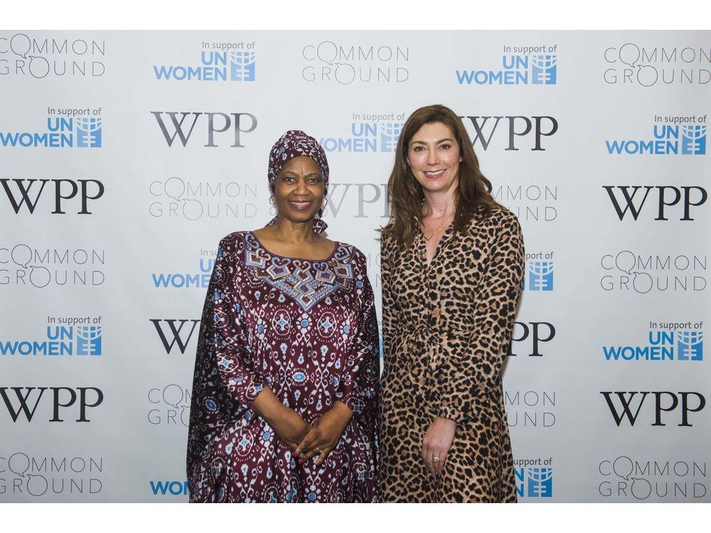 ผลการค้นหารูปภาพสำหรับ WPP จับมือมือกับ UN Women ปลุกพลังความคิดสร้างสรรค์เพื่อความเสมอภาคทางเพศ