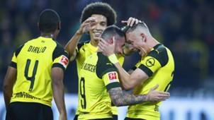 Borussia Dortmund Alcacer Wolf Witsel 14092018