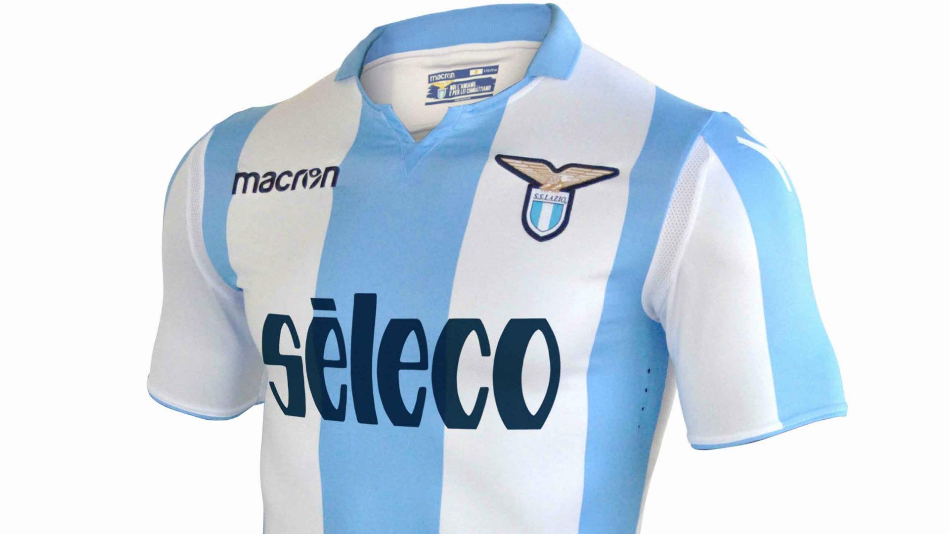 completo calcio Lazio nuove