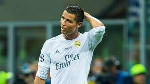 cristiano ronaldo real madrid champions league 02052017