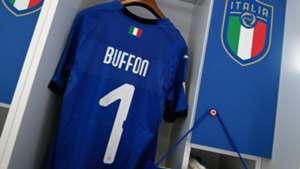 Buffon Vs Macdonia 06102017