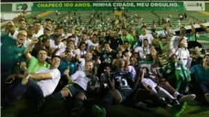 Chapecoense campeón Catarinense 070517