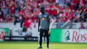 Naby Keita RB Leipzig Bundesliga April 2018