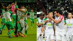 Atlético Nacional Once Caldas Copa Aguila 2018