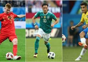 Piala Dunia 2018 telah berakhir dan mungkin akan tercatat sebagai salah satu kompetisi yang paling seru. Adapun dari persaingan seru itu, ada pemain yang menonjol dalam hal kreativitas dan Goal coba menjabarkannya dalam galeri berikut!