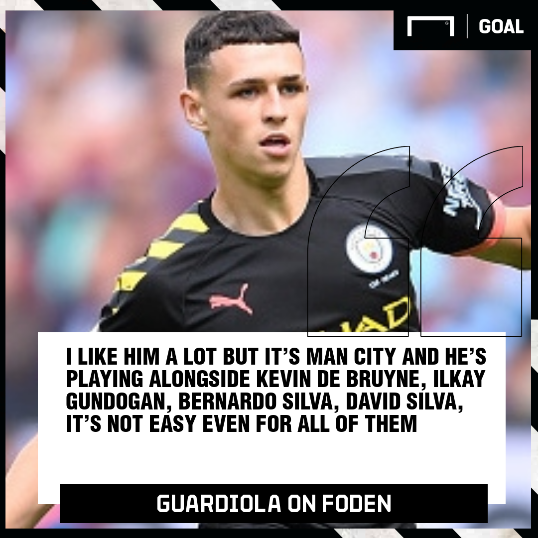 Phil Foden graphic