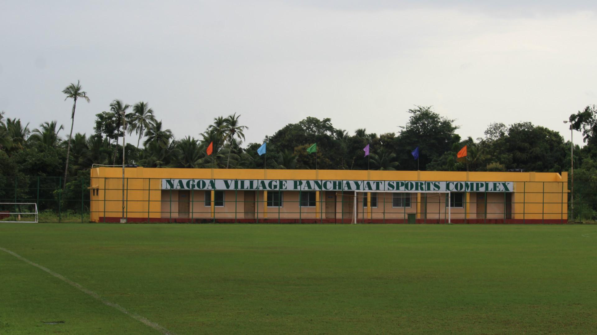 Nagoa Village Panchayat Sports Complex