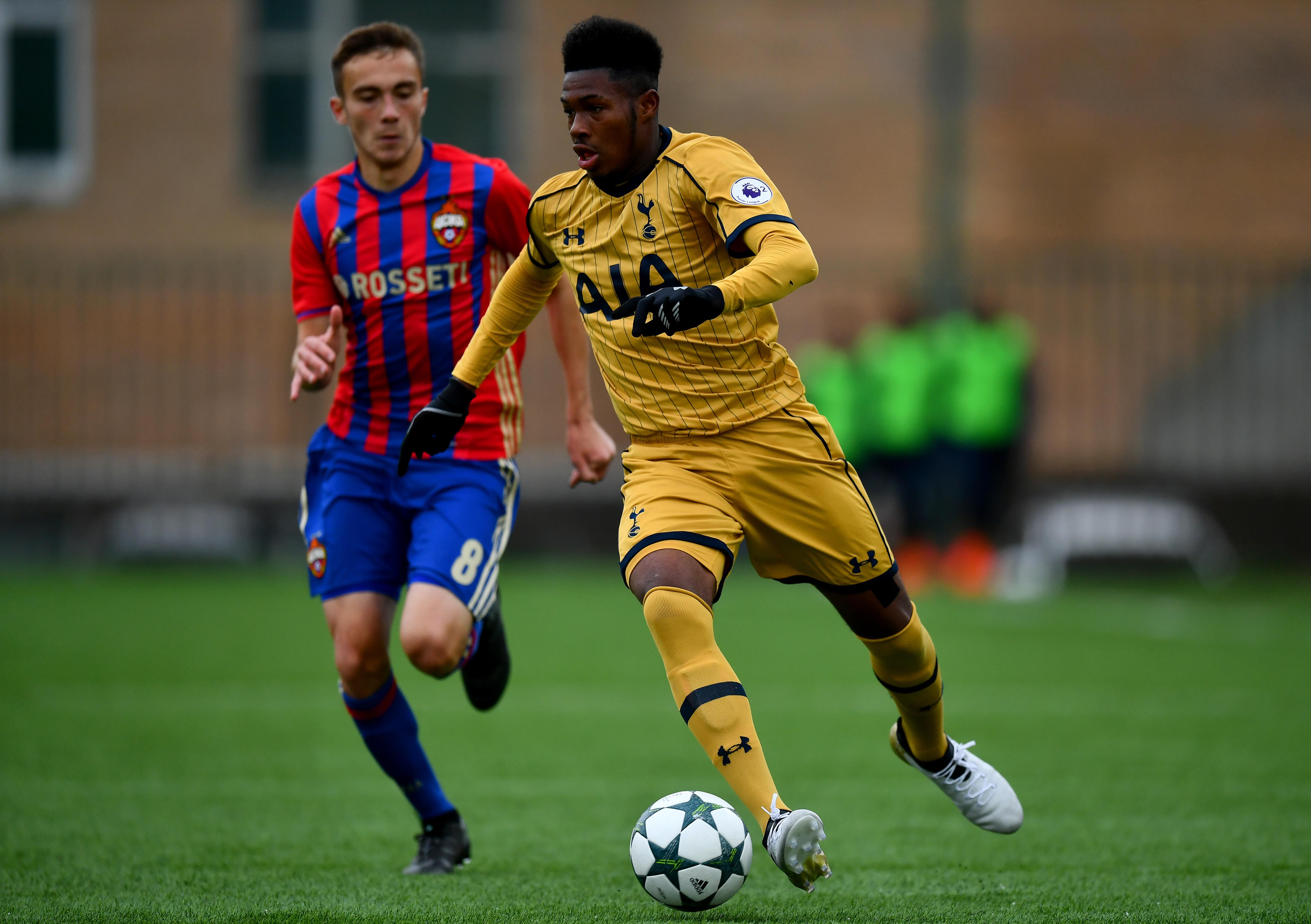 Lyon chipe la pépite anglaise Reo Griffiths à Tottenham — Mercato