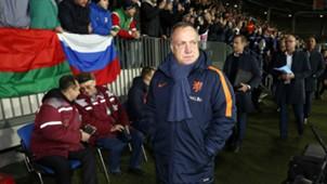 Dick Advocaat, Wit-Rusland - Nederland, 07102017