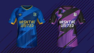 FIFA 18 Hashtag United Kit
