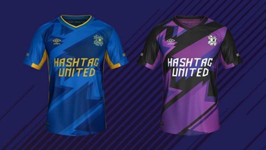 FIFA 18 Hashtag United Kit