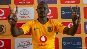 Kaizer Chiefs defender Godfrey Walusimbi.