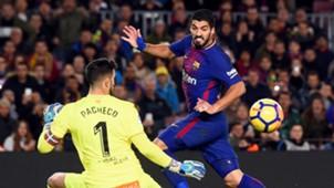 Luis Suarez Barcelona Alaves LaLiga 28012018
