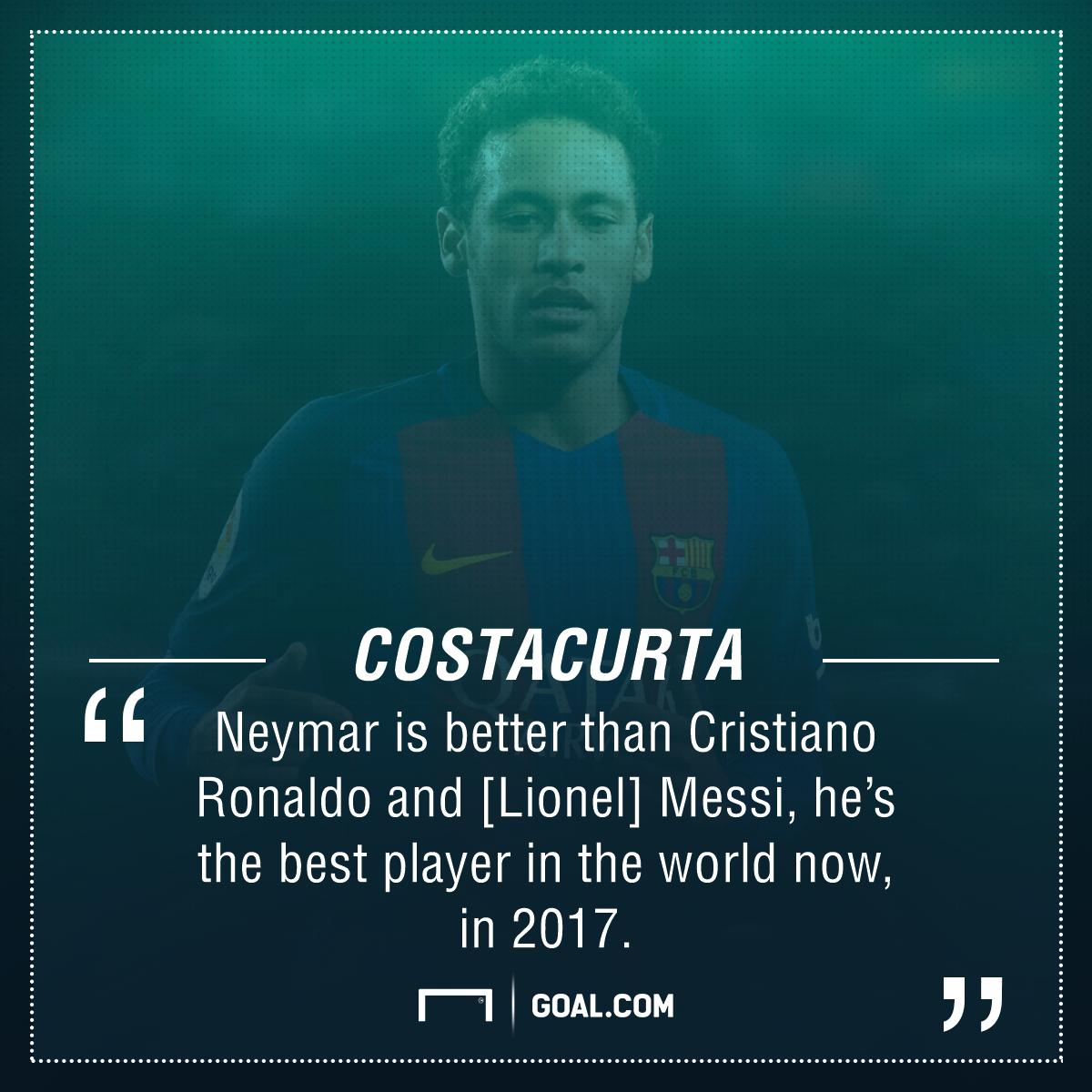 Alessandro Costacurta Neymar