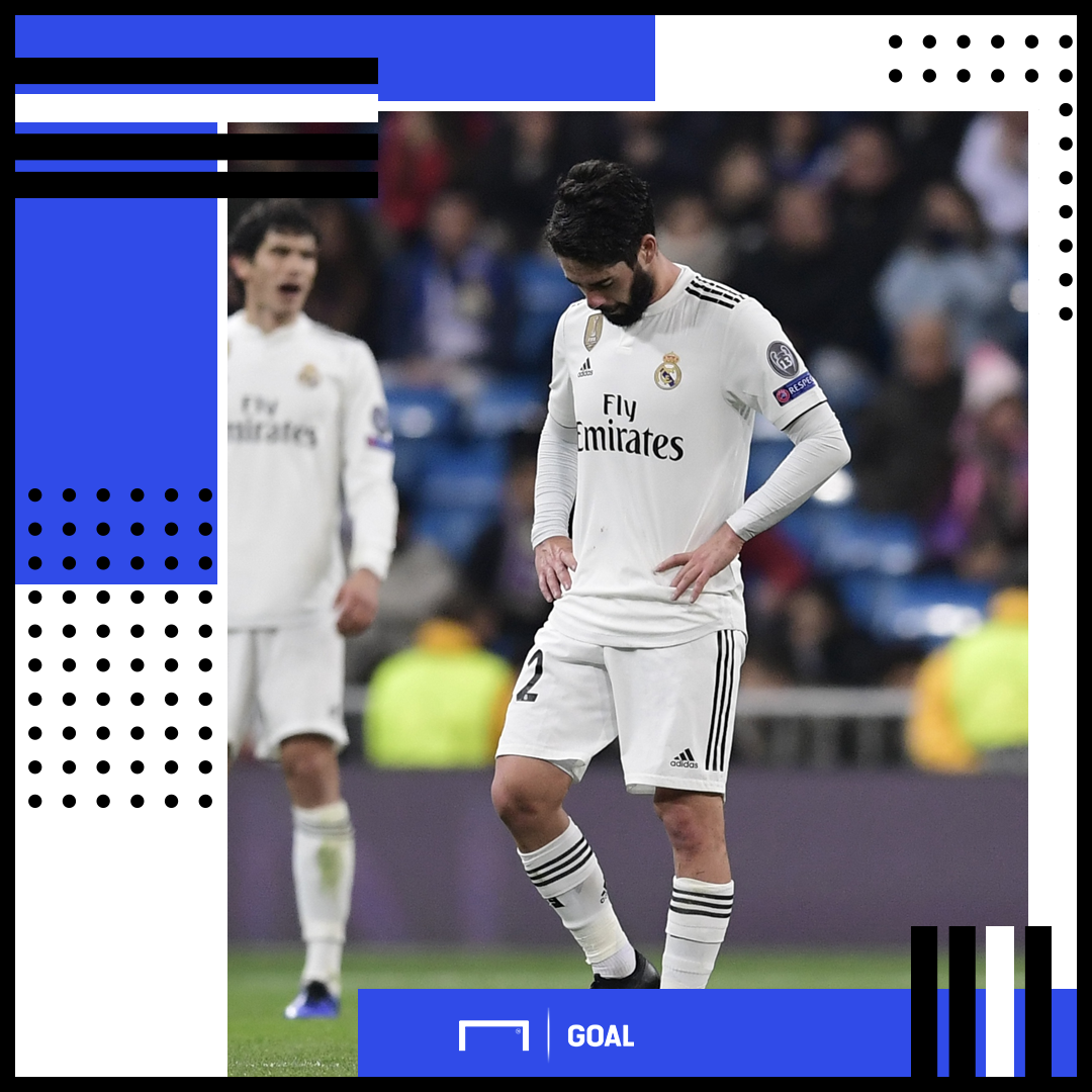 Isco Real Madrid CSKA Moscow