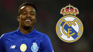 Eder Militao Real Madrid