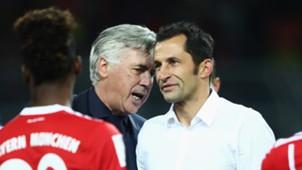 Hasan Salihamidzic, Carlo Ancelotti, Supercup, 08052017