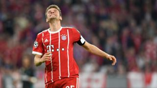 Thomas Mueller Bayern Munich Real Madrid Champions League
