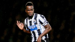 Cheick Tiote Newcastle Premier League