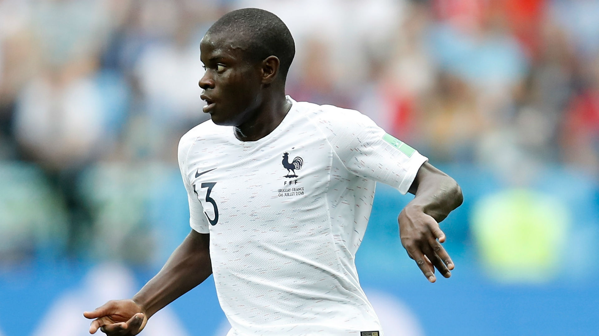 N'Golo Kante France World Cup 2018