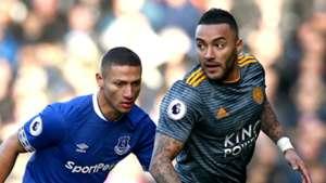 Danny Simpson Leicester City 2018-19