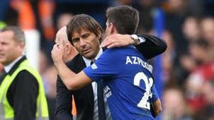 Antonio Conte Cesar Azpilicueta Chelsea