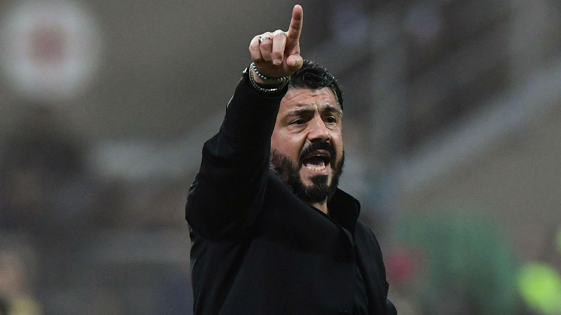 Milan, spunta un retroscena: riunione tra Gattuso e dirigenza