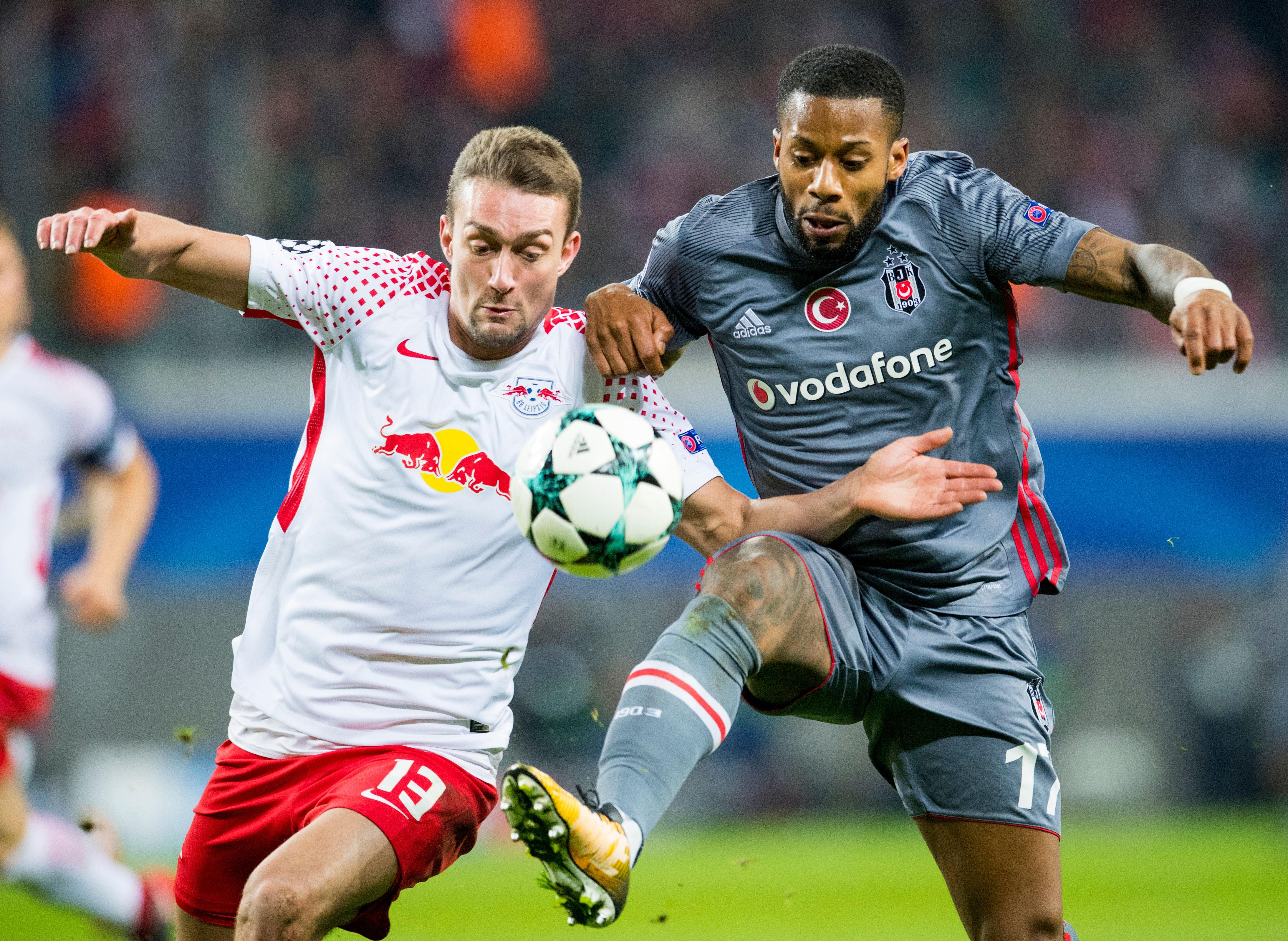 Terza Maglia RB Leipzig Stefan Ilsanker