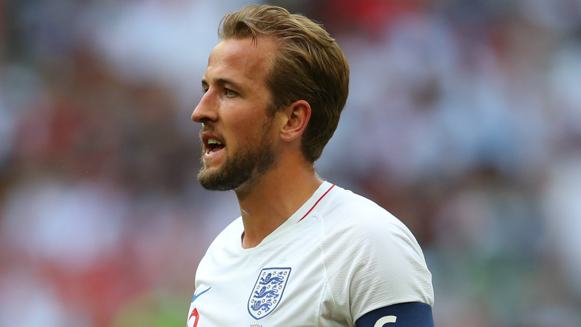 Harry Kane England 2018