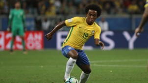 Willian Brazil Ecuador Eliminatorias 2018 31082017