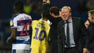 Bright Osayi-Samuel, Steve McClaren - QPR vs. Bristol Rovers